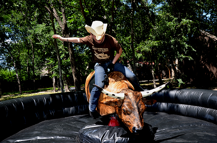 Our Mechanical Bull Advantages