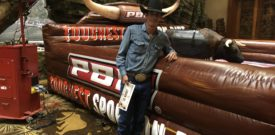 J.B Mauney PBR Professional Rider Photo 1
